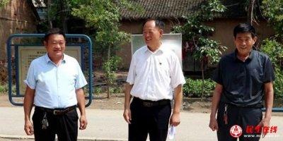 山东省菏泽市水文中心第一书记刘道兴:不是驻村,而是